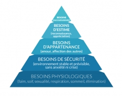 Maslow, pyramide des besoins
