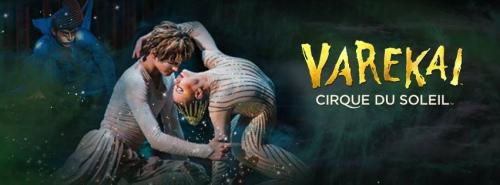cirque du soleil,varekai,flaubert