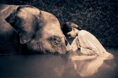 ashes and snow, Gregory Colbert, photo